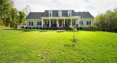 Hanover County Single Family Home For Sale: 11471 Jack Lane