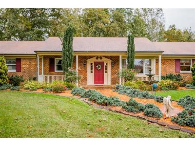 Hanover County Single Family Home For Sale: 4389 Country Quay Lane