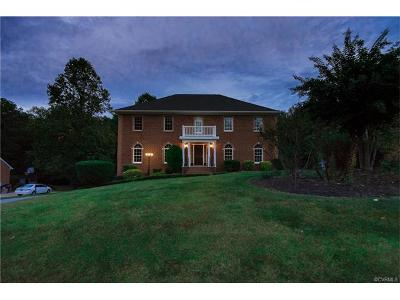 Chesterfield County Single Family Home For Sale: 12913 Chipstead Road