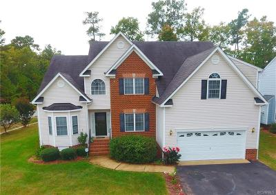 Chesterfield VA Single Family Home For Sale: $319,500