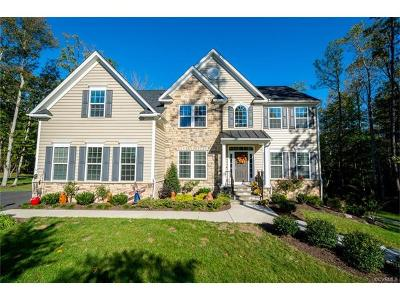 Chesterfield VA Single Family Home For Sale: $512,900