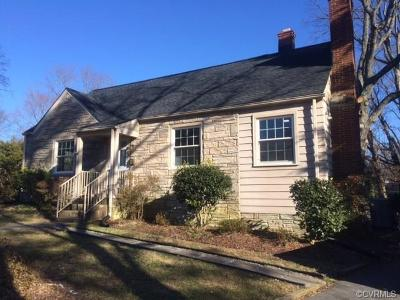 Henrico County Rental For Rent: 7505 Sweetbriar Road