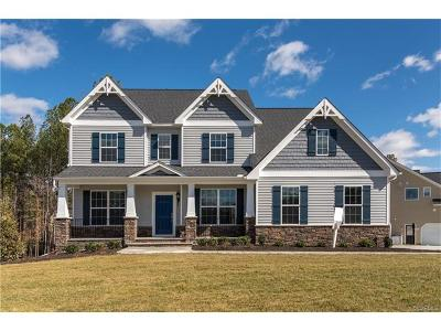 Chesterfield VA Single Family Home For Sale: $484,810