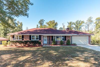 Petersburg Single Family Home For Sale: 10904 Burleigh Drive