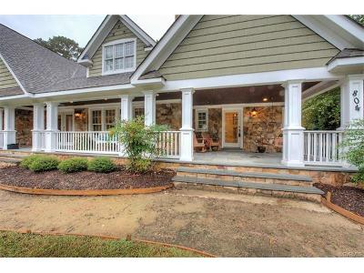 Henrico County Single Family Home For Sale: 804 Westham