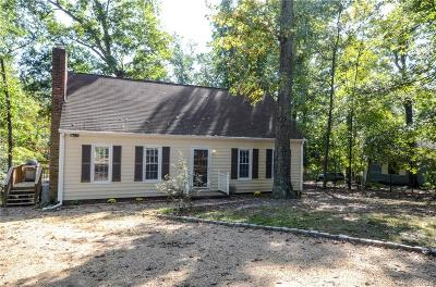 Mechanicsville Single Family Home For Sale: 8256 Scarecrow Road