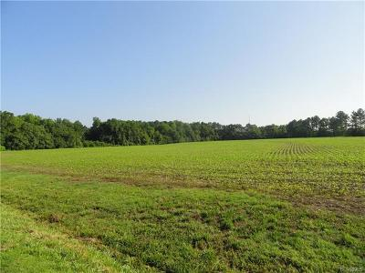 Dinwiddie County Residential Lots & Land For Sale: Lot 1 Fort Dushane Road