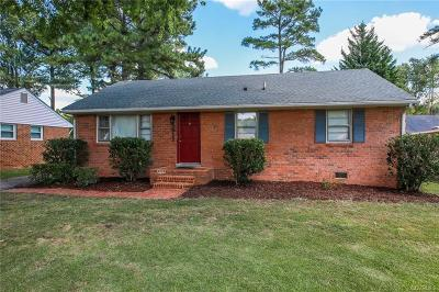 Henrico County Single Family Home For Sale: 5511 Hawthorne Avenue