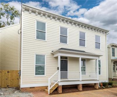 Richmond Single Family Home For Sale: 814 North 23rd Street