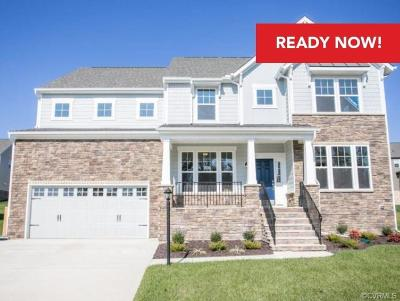 Henrico County Single Family Home For Sale: 10903 Holman Ridge Road