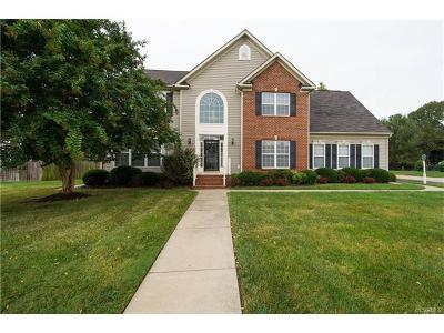 Henrico Single Family Home For Sale: 7909 Point Hollow Drive