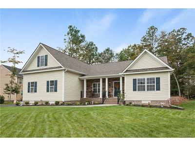 Chesterfield VA Single Family Home For Sale: $379,000