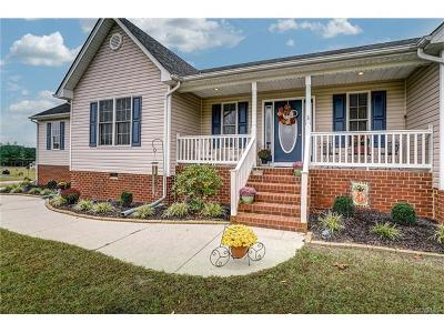 Prince George VA Single Family Home For Sale: $254,950