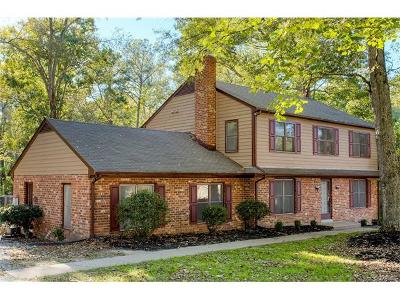 Chesterfield VA Single Family Home For Sale: $259,900