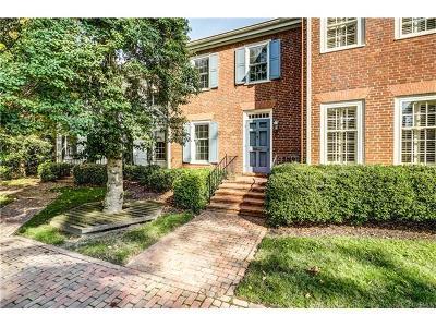 Richmond Condo/Townhouse For Sale: 300 North Ridge Road #23