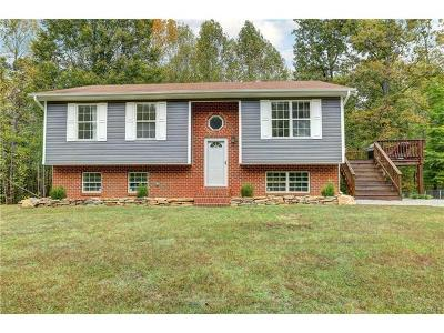 Goochland Single Family Home For Sale: 5470 Hackney Road