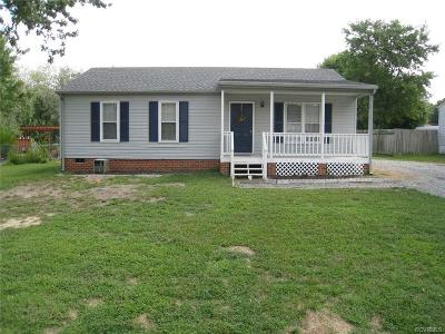 Chesterfield County Rental For Rent: 5021 Alberta Road