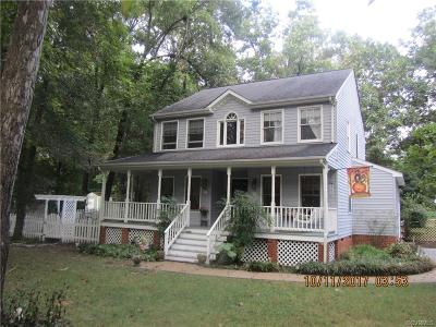 New Kent Single Family Home For Sale: 8844 Greenwood Boulevard