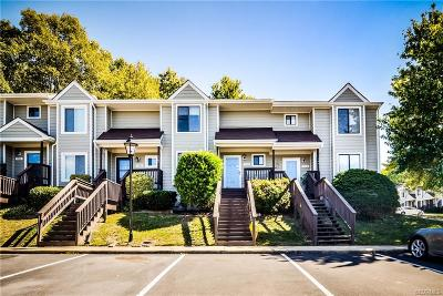 Henrico Condo/Townhouse For Sale: 1904 Airy Circle