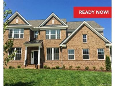 Hanover County Single Family Home For Sale: 8800 Crestland Drive