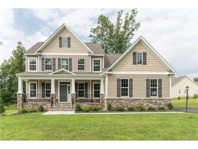 Midlothian Single Family Home For Sale: 1418 Miners Trail Road