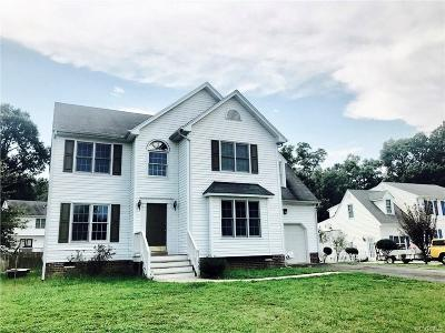 Chesterfield VA Single Family Home For Sale: $226,000