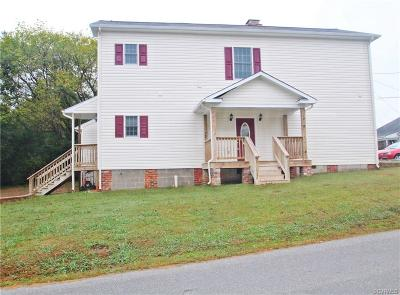 South Chesterfield VA Single Family Home For Sale: $189,500