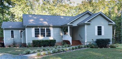 Louisa Single Family Home For Sale: 2830 West Old Mountain Road