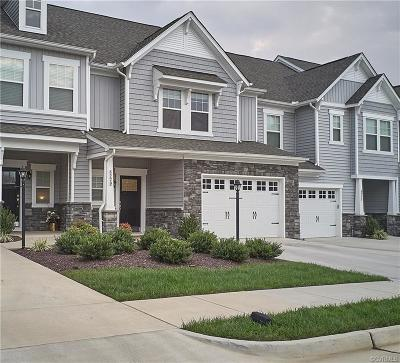 Hanover County Condo/Townhouse For Sale: 8229 Marley Drive #8229