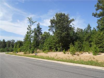 Chesterfield County Residential Lots & Land For Sale: 20107 Talon Point Drive