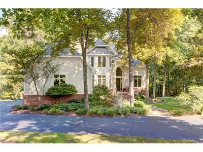 Midlothian Single Family Home For Sale: 14510 Leafield Drive