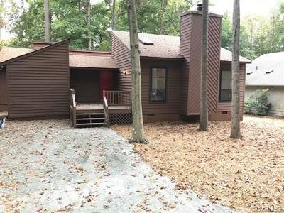 Midlothian Single Family Home For Sale: 4212 Northwich Road