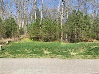 Chesterfield County Residential Lots & Land For Sale: 12524 Chesdin Crossing Drive