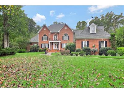 Chesterfield VA Single Family Home For Sale: $625,000