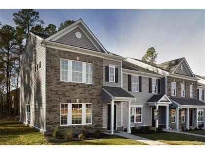 Henrico Condo/Townhouse For Sale: 1326 Stone Ridge Park Loop #B5