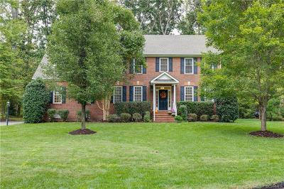 Henrico Single Family Home For Sale: 3 Mooreland Point