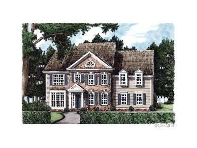 Midlothian Single Family Home For Sale: 3107 Handley Road