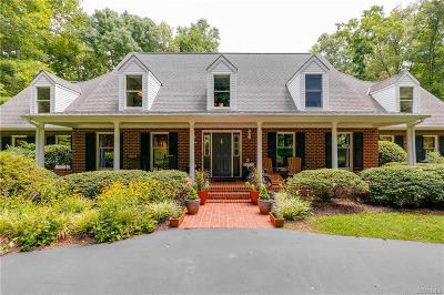 Hanover County Single Family Home For Sale: 4361 Spring Run Road