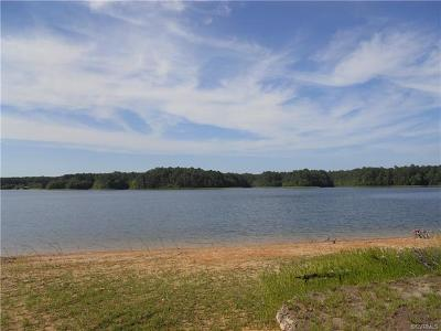 Chesterfield County Residential Lots & Land For Sale: 20007 Chesdin Harbor Drive