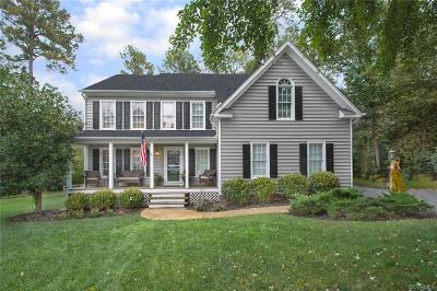 Chesterfield VA Single Family Home For Sale: $309,950