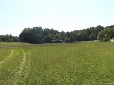 Powhatan County Residential Lots & Land For Sale: State Route No. 609 | Parcel 'c'