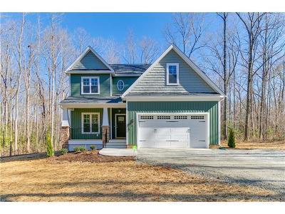 Goochland Single Family Home For Sale: 4875 Kimber Lane