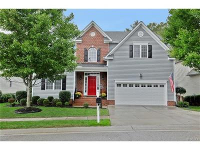 Midlothian VA Single Family Home For Sale: $374,500