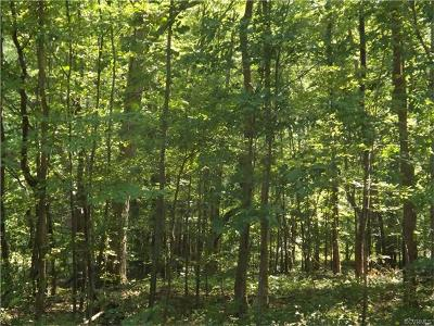 Powhatan County Residential Lots & Land For Sale: State Route No. 609 | Parcel 'd'