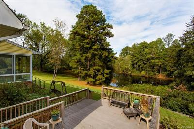 Glen Allen Single Family Home For Sale: 10206 Holly Hill Road