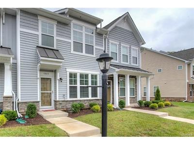 Glen Allen Condo/Townhouse For Sale: 10613 Marions Place #10613