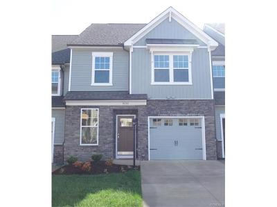 Henrico County Condo/Townhouse For Sale: 5612 Benoni Court #4 H