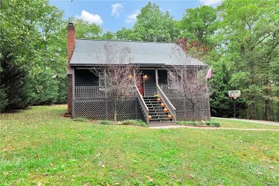 Powhatan County Single Family Home For Sale: 2201 Fall Line Drive