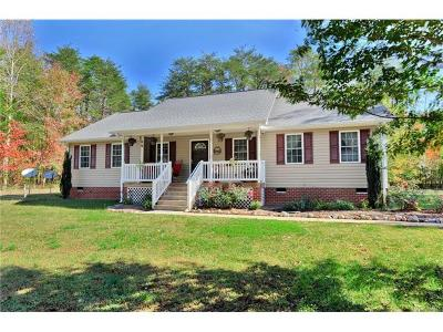 Powhatan County Single Family Home For Sale: 890 Clement Town Road