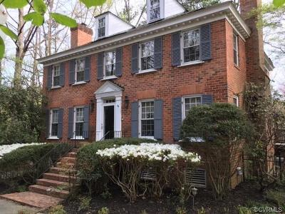 Chesterfield VA Single Family Home For Sale: $369,900